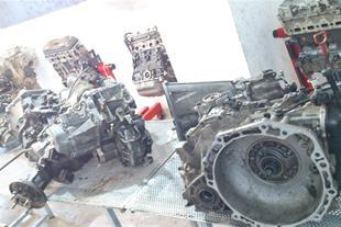 تعمیرات گیربکس خودرو