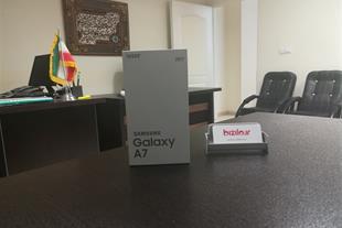 فروش اقساطی Galaxy A7 2017