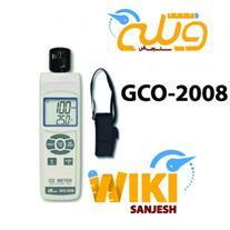 CO متر و دما سنج GCO-2008