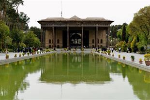 تور هوایی شهر تاریخی اصفهان
