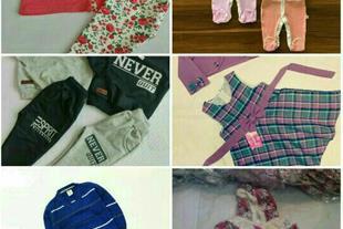 فروش لباس کودک - فروش پوشاک بچه گانه