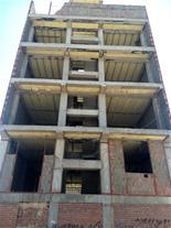ساختمان نیمه ساز