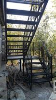 ساخت پله ساده و پله پیچ