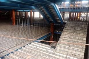 طراح و مجری تخصصی سقف های عرشه فولادی