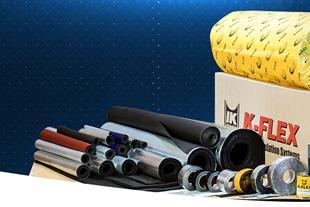 فروش عایق الاستومریک K-flexدر تبریز