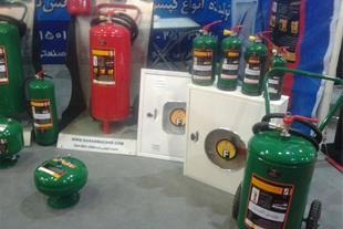 شارژ و فروش انواع کپسولهای آتش نشانی