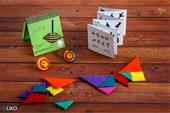 تولید و فروش بازی های فکری موسسه شوق یادگیری کوچ