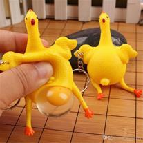مرغ ضد استرس تخم گذار