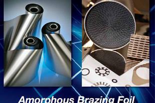 آلیاز بریزینگ -  فویل آمورف پایه نیکل  ( BNi-2  )