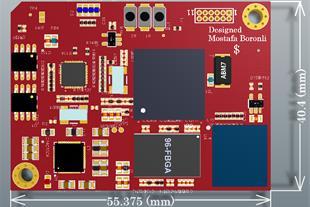 سفارش طراحی PCB یک و چند لایه - بردهای الکترونیکی