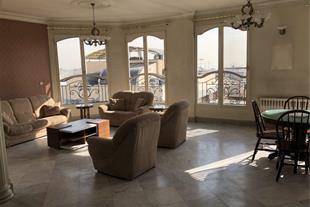 فروش آپارتمان 186 متری با 30 متر تراس، قیطریه