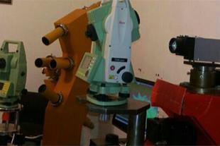 آزمایشگاه کالیبراسیون مجهز به کلیماتور 4 محوره