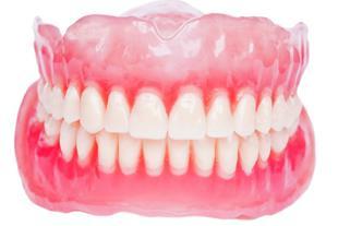 ساخت دندان مصنوعی - دست دندان / دندانپزشکی