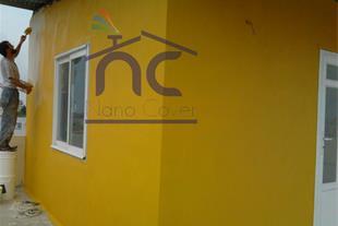 عایق نانویی نما و دیوار ساختمان