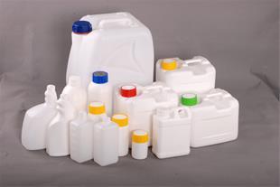 تولید ظروف پلی اتیلن