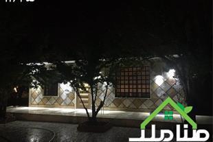 فروش باغ ویلا قابل سکونت در شهریار کد1262