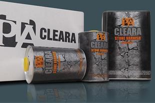 رزین و لاک سنگ CLEARA (کلرا PTA)