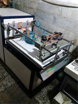 دستگاه سیلک اسکرین نیمه اتوماتیک پنوماتیک