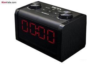 خرید پستی اسپیکر قدرتمند بلوتوثی و ساعت دیجیتالی
