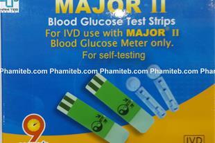 فروش نوار قند خون Major II