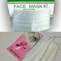 ماسک سه لایه کشی 3عددی