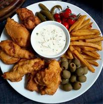 طبخ انواع غذاهای خانگی و فانتزی