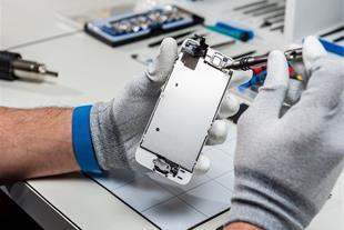 آموزشگاه تعمیرات موبایل فن آموز