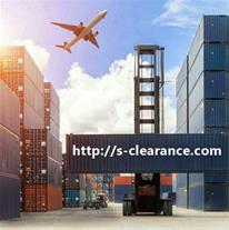 حمل و نقل کالاهای صادراتی و وارداتی