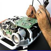 تعمیرات دیتا پروژکتور  لامپ پروژکتور