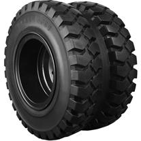 solid tire for slagpot carrier
