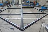 تولید درب و پنجره دو و چند جداره upvc