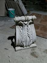 براکت و ابزار پیش ساخته سیمانی نما رومی سیمانی