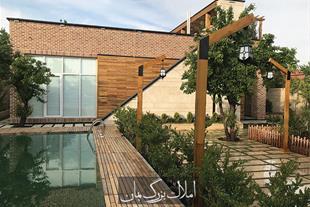 فروش باغ ویلا فوق لوکس در شهریار کد 515