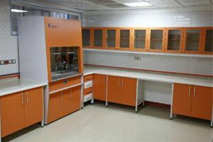 طراحی ساخت و نصب سکوبندی و تجهیزات آزمایشگاهی