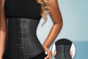 گن لاغری ساعت شنی اصل latex waist cincher