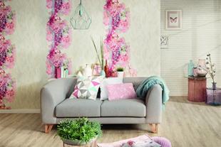 قیمت خرید کاغذ دیواری ایرانی ، کاغذ دیواری سه بعدی