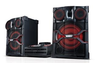 سیستم صوتی خانگی 2900 وات ال جی  CM9740