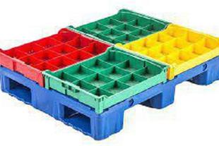 طرح توجیهی تولید پالت پلاستیکی
