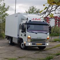 کامیونتJAC ویژه اعیاد شعبانیه