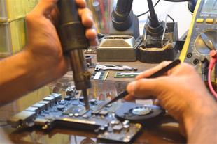 تعمیرات انواع محصولات apple