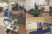خدمات قطعه سازی CNC، تراشکاری CNC، فرزکاری CNC