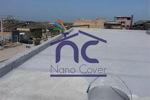 عایق الاستیکی نانو روی پشتبام و سقف