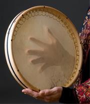 آموزش ساز دایره در آموزشگاه موسیقی تاج بخش