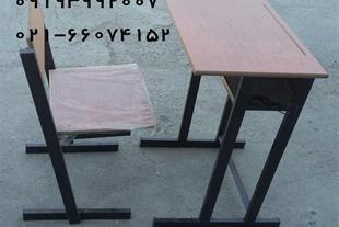 میز و صندلی تک نفره جدا از هم