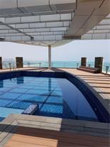 فروش مسکونی برج دوقلوی کیش 58 متر دید دریا