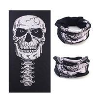 اسکارف تاکتیکال طرح نقاب اسکلت ( دستمال سر )