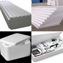 تولید پلاستوفوم بسته بندی و بلوک یونولیت سقفی