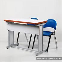میز و نیمکت مدرسه - تولید میز تحریر ساده