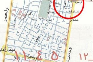 تهیه نقشه UTM - کروکی UTM