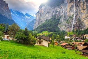 تور 8 روزه سوئیس